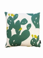 Cactus flower cushion/cover