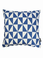 Zodiac Geometric cushion cover - Blue