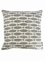 Samaki cushion cover - Grey