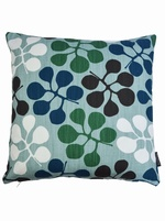 Callisia cushion cover - Petrol