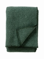 Klippan Domino Throw/Blanket Green