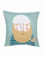 Spira Friends cushion - Ebbot