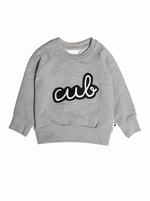 Tobias & the Bear Cub Badge sweatshirt