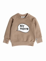 SALE - Tobias & the Bear - Hey Presto Sweatshirt - Caramel