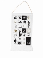 Wee Gallery - House advent calendar